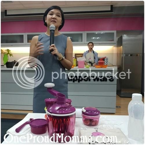 Tupperware Brands Philippines Speedy Chef and Speedy Chopper
