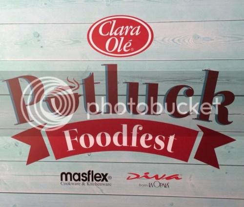 Clara Ole Potluck Fest