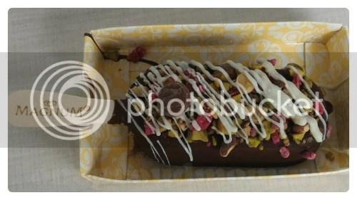 Magnum Manila Dark Chocolate Ice Cream Bar