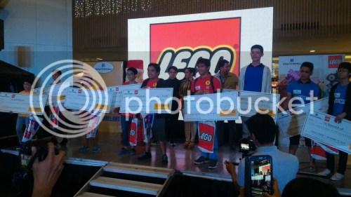 Legolympics Champions