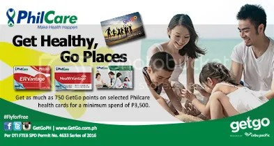 PhilCare and GetGo Rewards Partnership