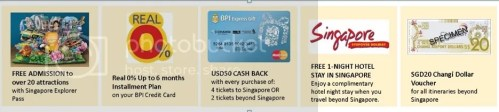 Singapore Airlines Amazing Deals