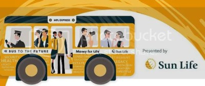 Sun Life Bus to the Future