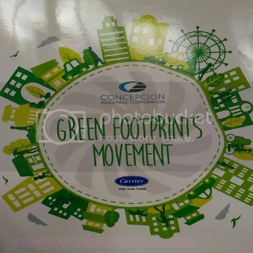 Carrier Air Conditioning - Join The Green Footprints Movement