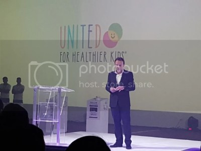 United For Healthier Kids and Nestle Fights Malnutrition