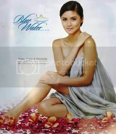 BlueWater Day Spa Kim Chiu