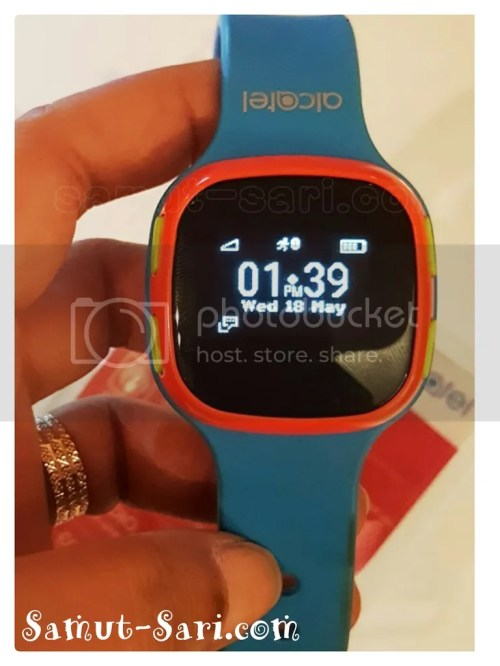 Alcatel MOVE TIME Track & Talk Watch (SW10)