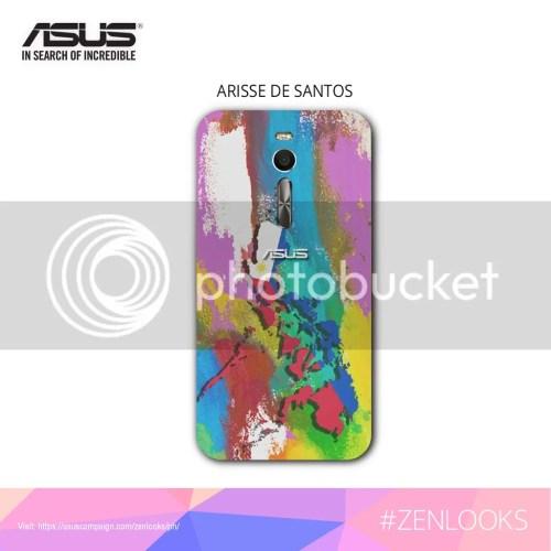 ASUS ZenLooks Arisse de Santos - Influencer ZenFone Case