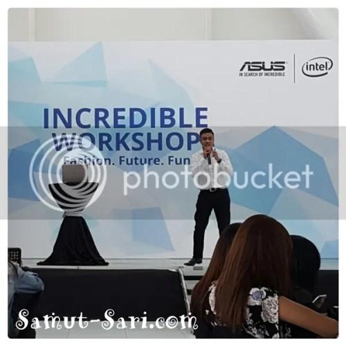 Asus Incredible Workshop Series Antoneil Harvey Factora