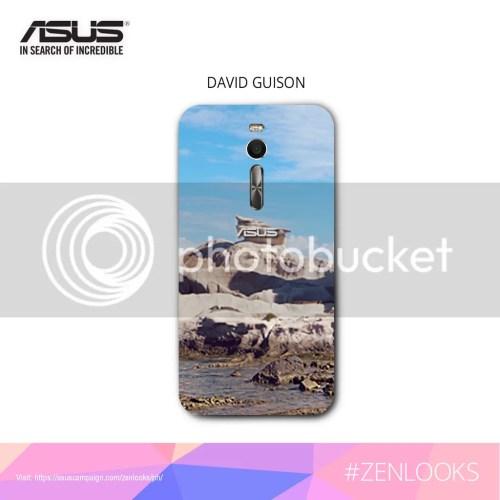 ASUS ZenLooks David Guison - Influencer ZenFone Case