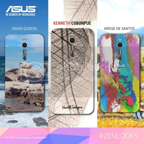 ASUS ZenLooks Influencer ZenFone Cases