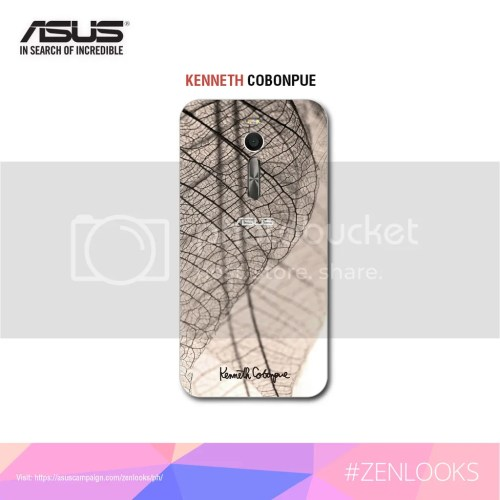 ASUS ZenLooks Kenneth Cobonpue - Influencer ZenFone Case