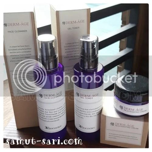 Bioessence Derm-Age Skincare