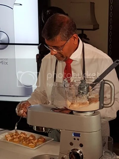 Kenwood Philippines Launch British Ambassador Asif Ahmad