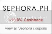 Sephora Philippines via ShopBack