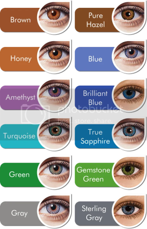 FreshLook Color Blends Color Palette