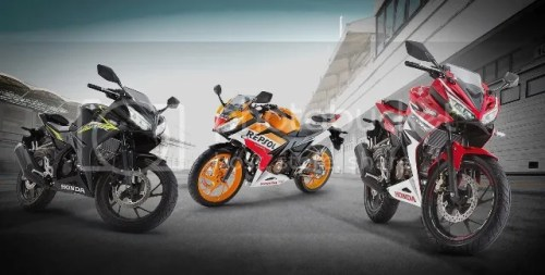 Honda CBR150R Sports Motorcycles