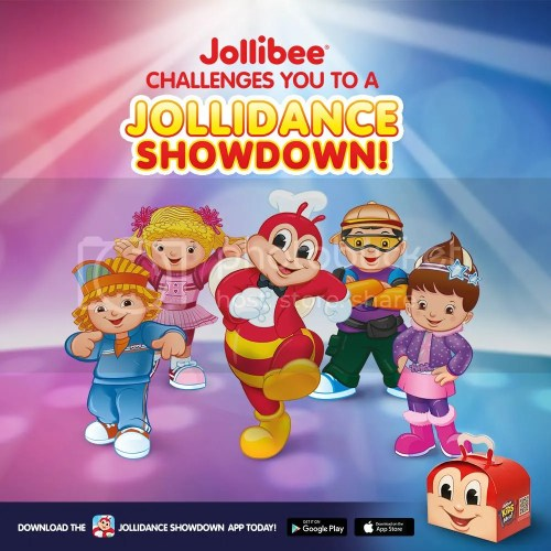 Jollibee JolliDance Showdown App