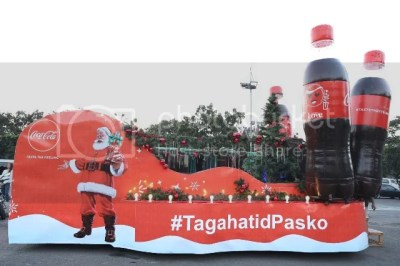 Coca-Cola Paid Tribute to #TagaHatidPasko