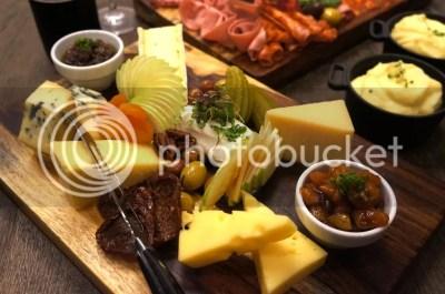 Bondi&Bourke Cheese Platter