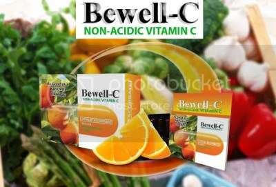 BeWell-C Non-Acidic Vitamin C Supplement