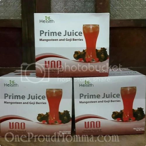 UNO Local Prime Juice