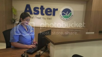 Aster Clinic DM HealthCare