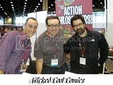 Fred Van Lente & Greg Pak image by wickedcoolcomics