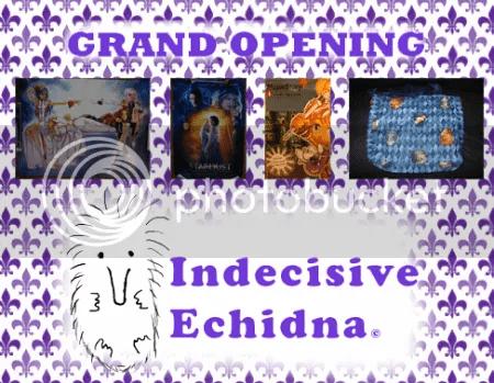 Indecisive Echidna