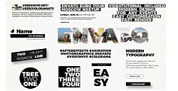 VideoHive: Modern Typography 21862938 (AE-Project)