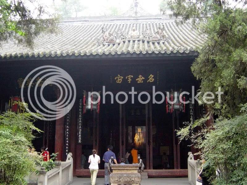 Đền thờ Gia Cát Lượng ở Thành Đô, Tứ Xuyên