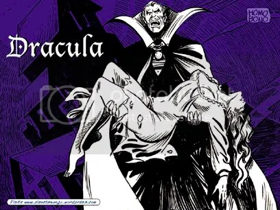 Drácula - Antonino Homobono - Clique para baixar este papel de parede