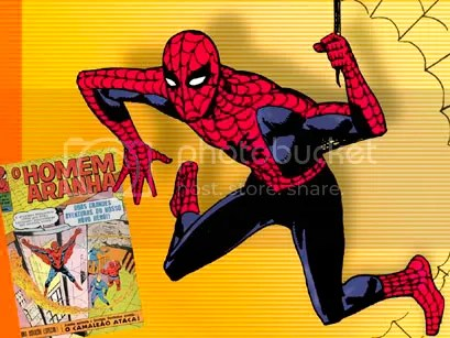 Homem-Aranha 1 - Ebal - Clique para ampliar