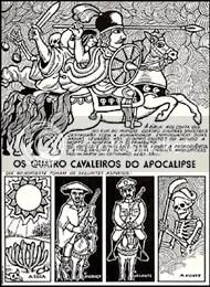 Os Quatro Cavaleiros do Apocalipse - CLIQUE PARA VER A PÁGINA MAIOR