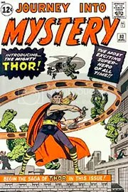 Journey Into Mystery #83 - Clique para ampliar