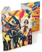 Mythology - The DC Comics Art of Alex Ross - CLIQUE AQUI PARA AMPLIAR