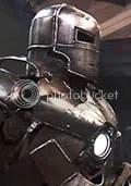 Armadura do Homem de Ferro - Clique para ampliar