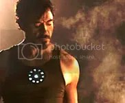 Robert Downey Jr é Tony Stark - Clique para ampliar