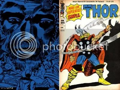 O Poderoso Thor, capa da Álbum Gigante, nº0 - Ebal - CLIQUE AQUI PARA FAZER O DOWNLOAD DESTE WALLPAPER