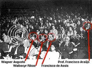 Auditório do Masp, durante o Congresso de Quadrinhos