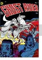 Ghost Rider - versão 1950