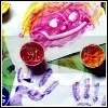 finger paint Pictures, Images and Photos