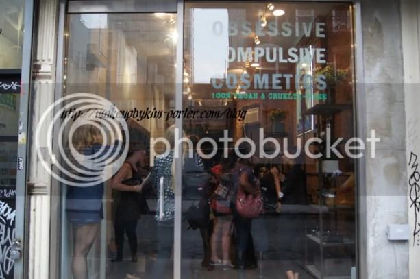 occ cosmetics ludlow street