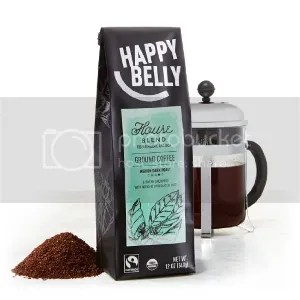 Amazon Happy Belly coffee