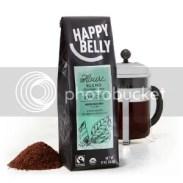 Amazon Happy Belly coffee