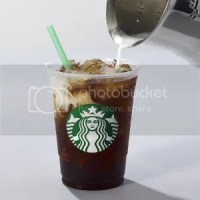 Starbucks Toasted Coconut Cold Brew