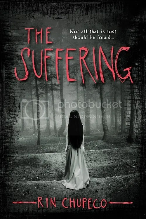 The Suffering By Rin Chupeco Cover