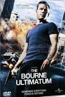 THE BOURNE 3: ULTIMATUM