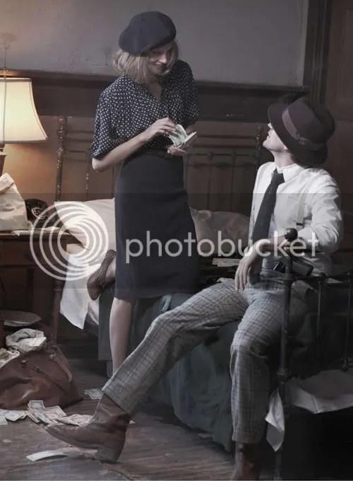 Anna Selezneva & Wes Bentley