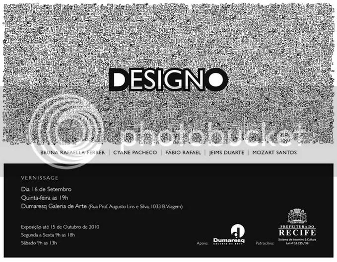 Convite Virtual DESIGNO